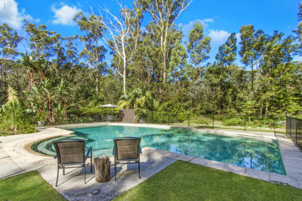 Wirreanda Retreat Acreage - Amazing summer pool